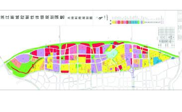 滨江新城控制性详细规划