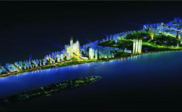 长沙南湖新城控制性详细规划