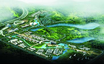中南大学新校区修建性详细规划
