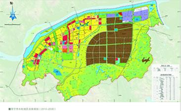 常宁市水松地区总体规划