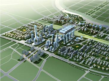 武广客运专线新长沙站地下配套交通枢纽建设工程项目可行性研究报告