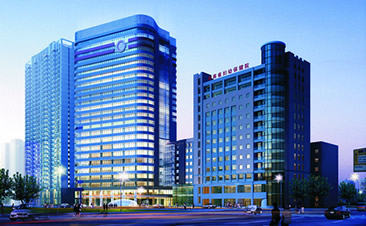 湖南省妇幼保健院住院综合楼