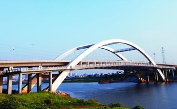 万家丽路浏阳河桥