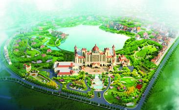 株洲丽景湾国际酒店园林