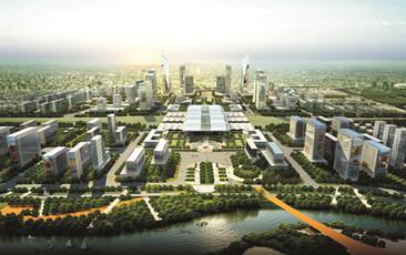 武广客运专线新长沙站地下配套交通枢纽工程