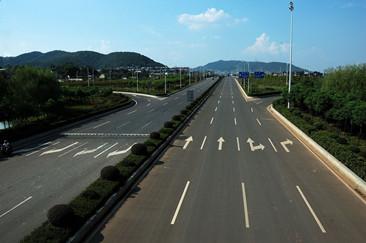 长沙西北环线道路工程