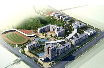 长沙商贸旅游职业技术学院新校区